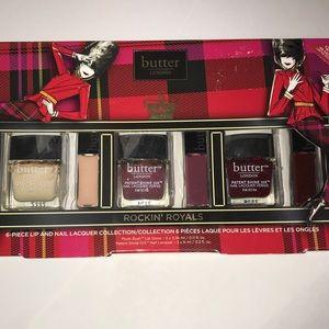 Butter London Rockin Royals Gift Set In Mauves 💋